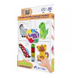 Набор теста для лепки TM Lovin'Do Edu kids игры пальчикив 8 тесто