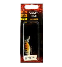 Воблер 55мм 10шт/уп SF23676-5 (20уп)