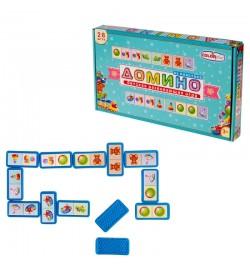 Детская игра домино