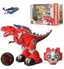 Динозавр 28166 (6шт) TF,р/у,трансформ(робот),аккум,42см,муз-зв,св,програм,USBзар,кор,48-33,5-22,5см