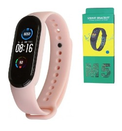 Фитнес-браслет Smart Band M5 Pink