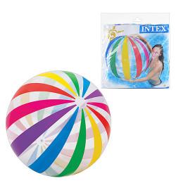 М'яч 59065 (24шт) 107см, в кульку, 25-26см