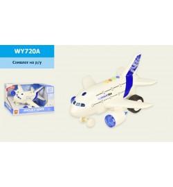 Самолет батар.WY720A (24шт) свет, звук, в откр. кор. 26*18,5*16 см, р-р игрушки – 24*24*14 см