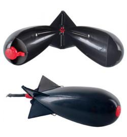Бомба для прикорма пластик 23см WSI51653 (100шт)