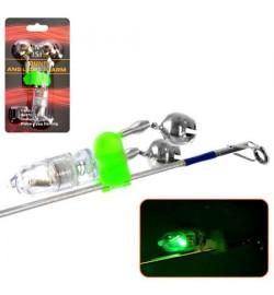 Светляк с колокольчиком-прищепкой на батарейках SF23660 (400шт)