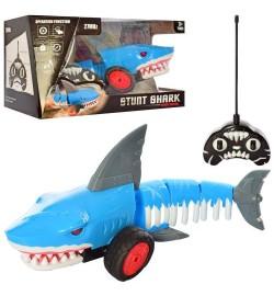 Акула Машина 9001 (12шт) р / у, 38см, світло, 360, на бат-ке, в кор-ке, 34-18,5-19,5см