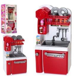 Мебель 66081-2 (24шт) кухня, мойка, 28-13-8см, продукты, в кор-ке, 17-33,5-9,5см