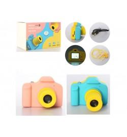 Фотоапарат ABS-268 (10шт) аккум, 7-5-6см, фото / відео, USBзар, 2цв, в кор-ке, 14,5-9-6,5см