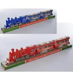 Поезд 538-2x / 538B-2x инерц.2в.2кол.пласт.59 * 7,5 * 12/60 /