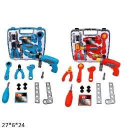 Набор инструментов 6655 / 6655-1 2кол.чемодан 27 * 6 * 24/48 /