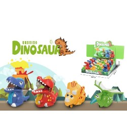 Динозавр HY-751 на колесиках pressgo 4в.16шт.в кор.28,2*8,7*26,4 /32/512/