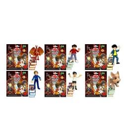 Герої Bakugan 35301 (720шт / 2) 1 герой + картки в пакеті, 6 видів, р-р упаковки 12 * 15см