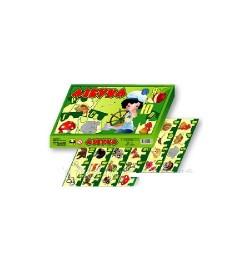 Азбука Пазлы логические  0512 настольная игра