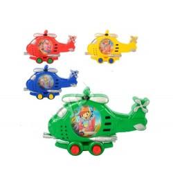 Гра водяна M 2197 (288шт) вертоліт, 4 кольори, в кульку, 13-9-1,5см