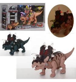 Динозавр NY005-B батар.муз.свит.ходить.2кол.кор.19 * 9,2 * 11,3 / 108
