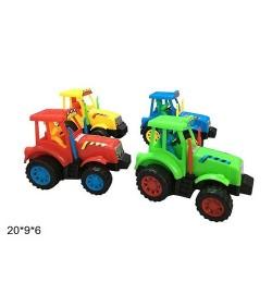 Трактор BX-284C інерц.4кол.кул.20*6*9 /180/