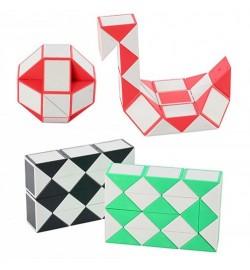 Гра 668-11 (480шт) головоломка, змійка, в кульку, 9,5-6,5-2,5см