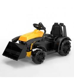 Электромобиль T-7316 YELLOW трактор на Bluetooth 2.4G Р/У 6V4.5AH мотор 1*20W 87*42.5*43 /1/