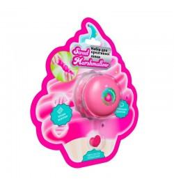 Набор легкого прыгающего пластилина ТМ Moon Light Clay Sweet Marshmallow Клубника 30мл -70062