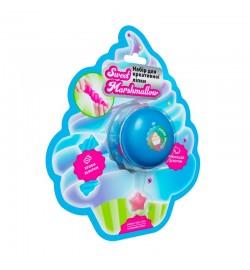 Набор легкого прыгающего пластилина ТМ Moon Light Clay Sweet Marshmallow Крем-брюле 30 мл  тесто