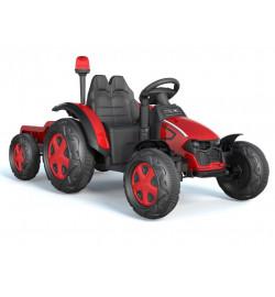 Электромобиль T-7313 EVA RED трактор на Bluetooth 2.4G Р/У 12V4.5AH мотор 1*35W з MP3 103*70*70 /1/