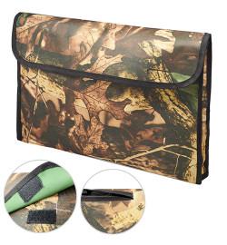 Чохол на мангал-чемодан 6 шампурів 43 * 28 * 6 см КК-М6-Ч (50шт)