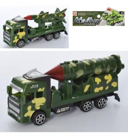 Машина JY8811AB (120шт) інер-я, військова, 19см, 2 види, в кульку, 14-25-5,5см