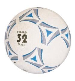 М'яч футбольний VA-0047 (30шт) розмір 5, гума Grain, 350г, сітка, голка, в кульку