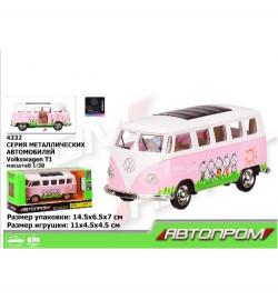 Автобус металл 4332 (96шт / 2)