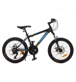 Велосипед 20 д. G20OPTIMAL A20.1 (1шт)алюм.рама12,5