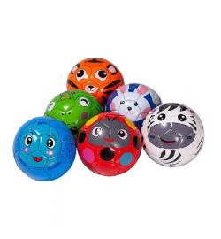 Мяч футбольный BT-FB-0302 PU пена размер 2 100г 5в. / 80 /