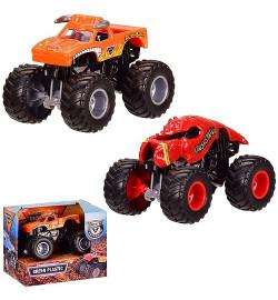 Машина H3011A-1/2 (240шт/2) 2 вида, 1:64, в кор. 12.5*8.5*10 см, р-р игрушки – 9.5*6*6 см