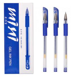 Ручка гелевая Р168/3-29 синяя (12 штук)