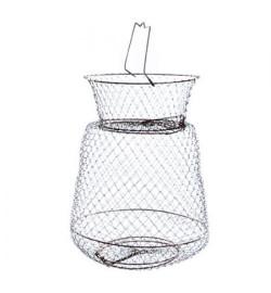 Садок рыболовный железный 30см SF23911 (50шт)