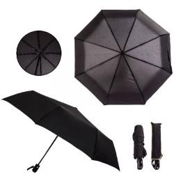 Зонт складной UM535 (60 шт/5)автомат, в пакете, диаметр в раскрытом виде – 55 см, длина трости – 88