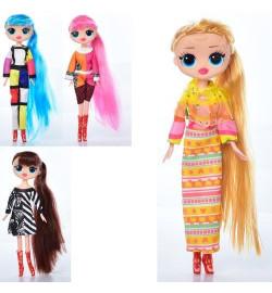 Кукла 2787-5 (180шт) LOL, 24см, 4 вида, в пакете, 5,5-24-3,5см