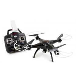 Р.У.Квадрокоптер Syma X5SW с камерою.оберт.на 360гр.свет.USB.2кол.кор.41,5 * 9,5 * 34/12 /