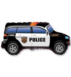 1206-1003 Шарик Ф М / ФИГУРА / 3 Машина Полиция / FM