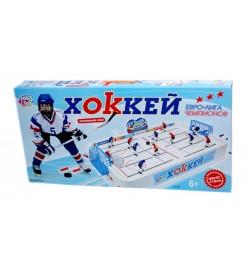 JT Хоккей 0704 (6шт) на штангах, в кор-ке, 87-43,5-11,5см настольная игра