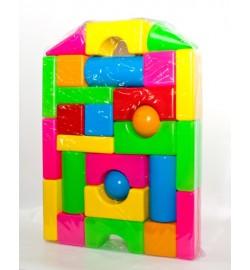 Будивельнык №1,кубики