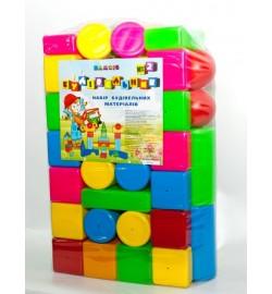 Будивельнык №2,кубики