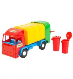 Mini truck мусоровоз