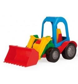 Трактор-багги машинка