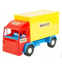 Mini truck контейнер машинка