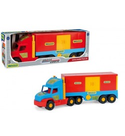 Super Truck фургон машинка трейлер