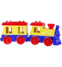 Іграшка «Потяг з пас. вагон» вагон поезд