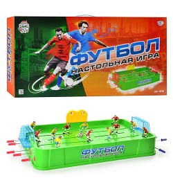 JT Футбол 0705 (6шт) на штангах, 88-44-12см настольная игра