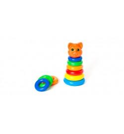 Пирамидка кошка 135x255 мм кол. в уп,30шт