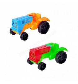 Денни мини трактор №6,машинка 11 x 6 x 7 cm кол. в уп 27шт